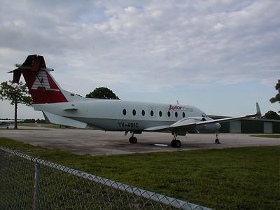 Jeff at Executive Airport - 7/8/2001