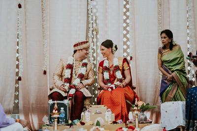 Meryl & Nikhiel Wedding Day