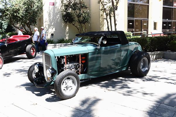 51st LA Roadsters Show in Pomona, CA - June 2015