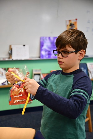 Sixth-Grade Service Learning Project for The Children's Inn