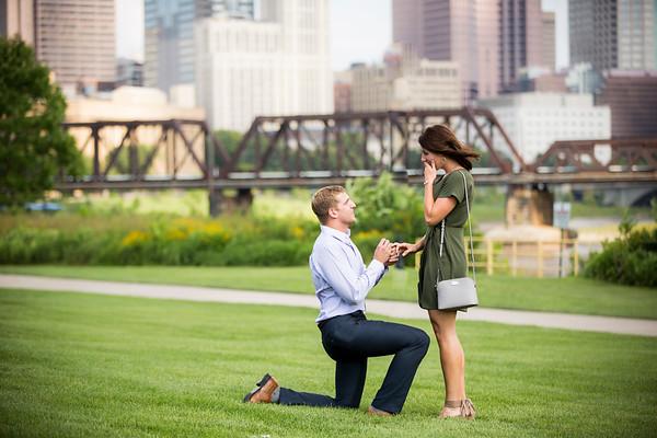 Shannon + Tyler: Proposal