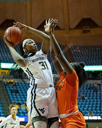 36351 Women's Basketball OK State January 2020