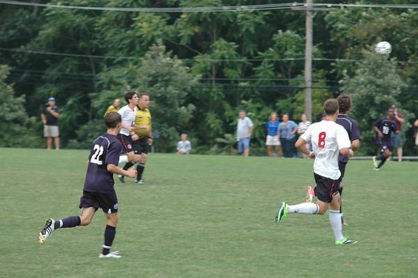 Boys' Soccer: GA vs Hill School