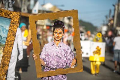 Parade de Cayenne du 21 janvier