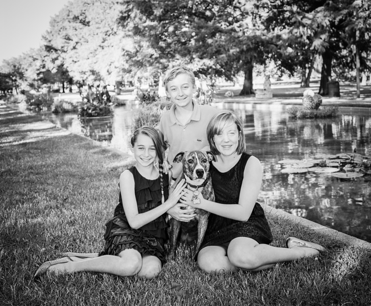 with the pup bw (1 of 1).jpg
