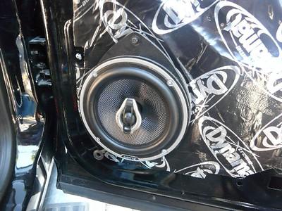 Sierra Speaker Installations