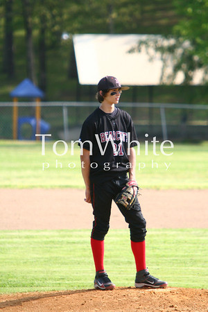 Mena vs Horatio - Bearcat Baseball 2010