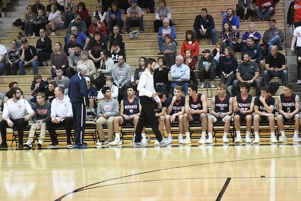 Varsity Boys Basketball vs Lincoln Southeast