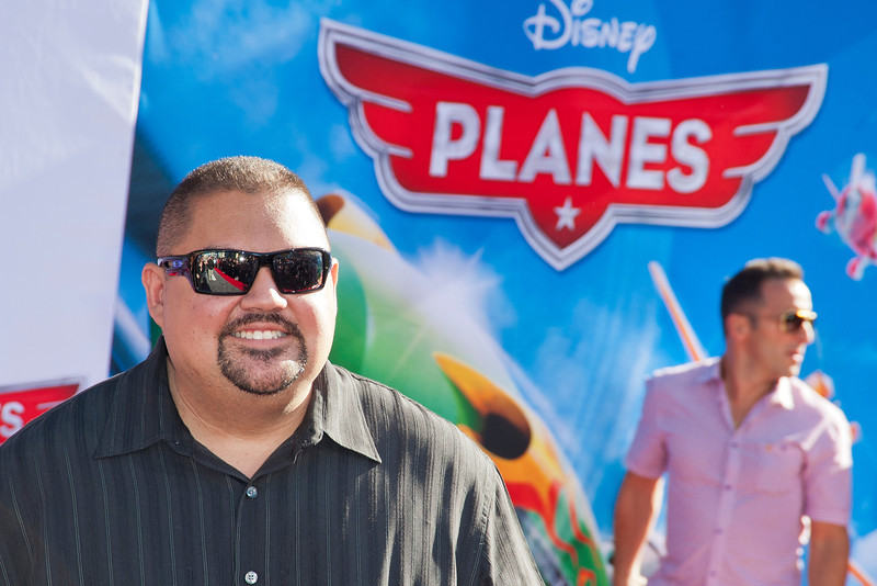 HOLLYWOOD, CA - AUGUST 05: Actor Gabriel Iglesias arrives at the Los Angeles premiere of 'Planes' at the El Capitan Theatre on Monday August 5, 2013 in Hollywood, California. (Photo by Tom Sorensen/Moovieboy Pictures)