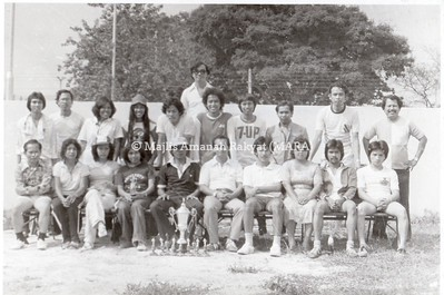 1979 - MARA WALK