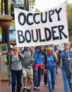 Occupy Boulder - Oct 2011