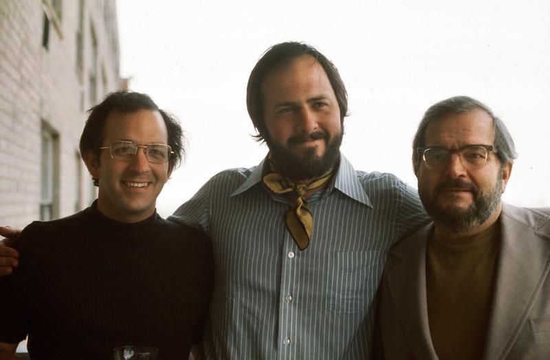 1975 John, Greg & Ernie.jpg