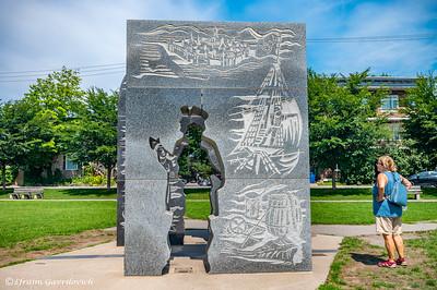 Quebec City, July 2020
