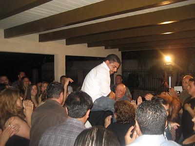 Ammeen Haddad Party   July 05, 2007