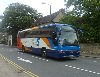 Bedford, 11 June 2012