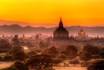 Myanmar, November 2015