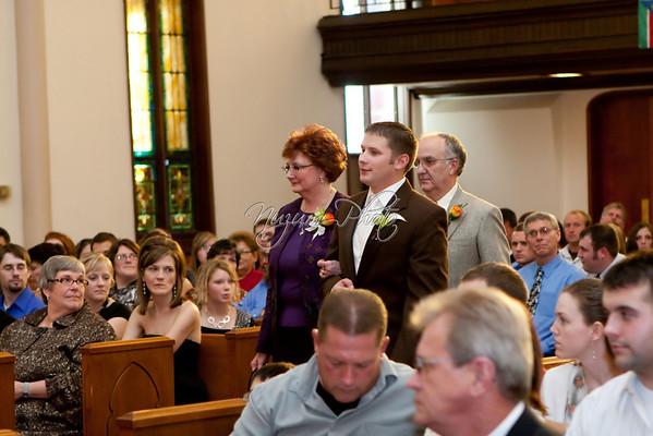 Ceremony - Heather and Dan