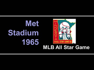 1965 MLB All-Star Game