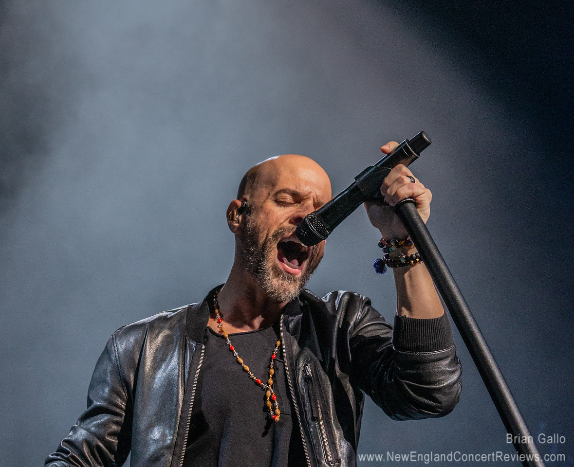 Daughtry at Mohegan Sun Arena - CT