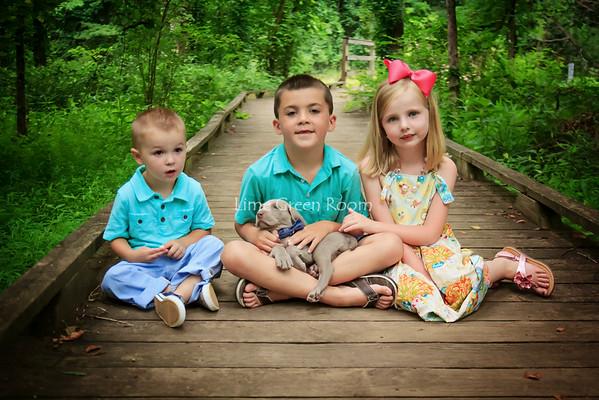 The Hart Family {Summer 2014}
