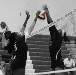 BL Varsity Volleyball vs Coppell @Coppell (8/11/2015)