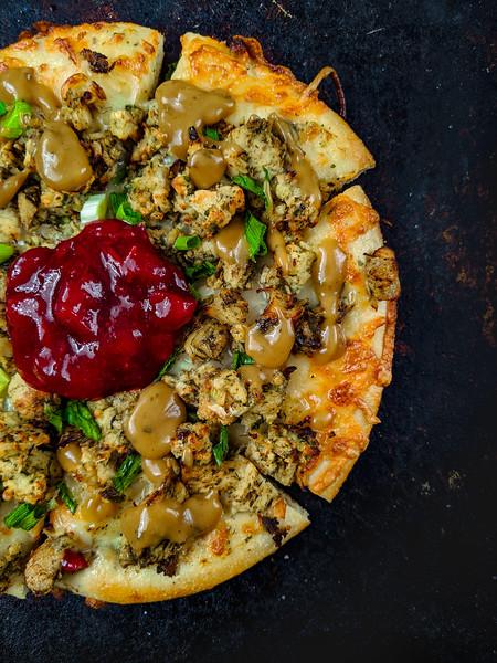 Christmas pizza with gravy half.jpg