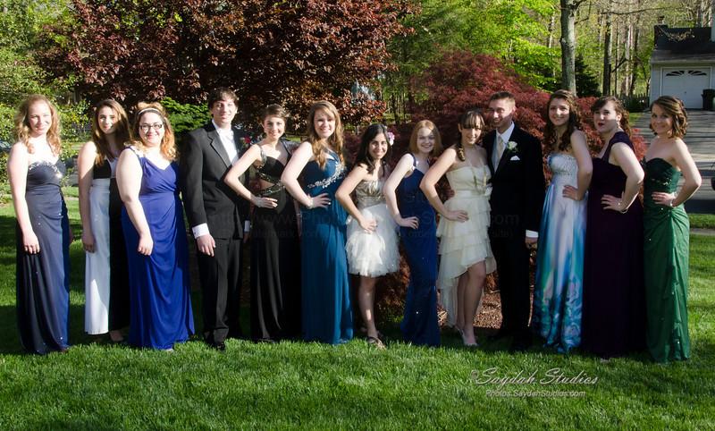 CHS Junior Prom 2013