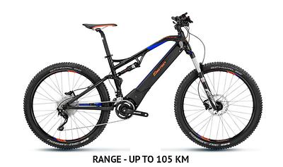 BH Bikes - ER908 ATOM LYNX 5 27.5 eBike