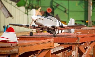 Brian Graham's P-51 Mustang