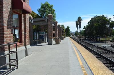 15-9-11 Train to San Juan Capistrano & Anaheim