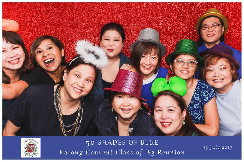 Katong Convent Class of 83 Reunion | © www.SRSLYPhotobooth.sg