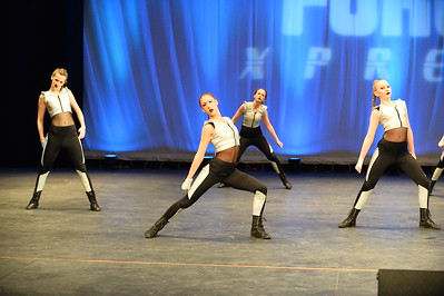 2015 0307 Dance Force Xpress Redford