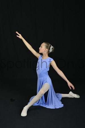 SBPS Wednesday - Ballet 3,  Ms. Yvonne