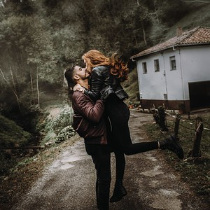 Kristina & Román, en Asturias