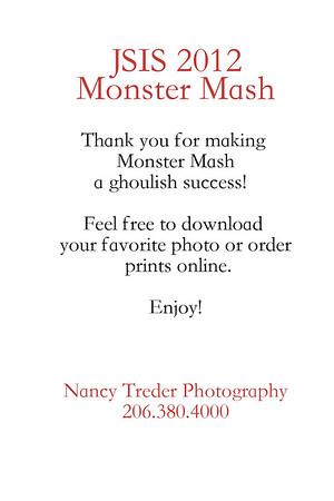 JSIS 2012 Monster Mash