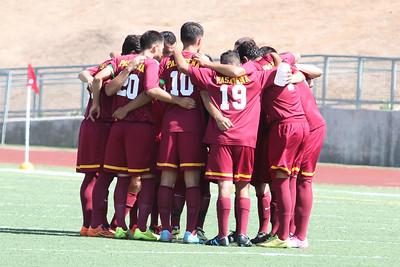 PCC Mens Soccer 9/3 vs LA Mission