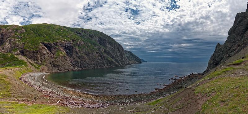 Cedar Cove Hiking Trail, Little Port, Newfoundland