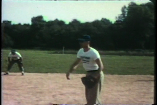 Home movie from 1952 of the Stuyvesant Yankees in action at Field 7 on Morris Ave at the end of Lehigh Ave. The Kingston Restaurant and the backs of the houses on Potter Ave. can be seen in the background. If you can identify any of these folks please leave a comment.
