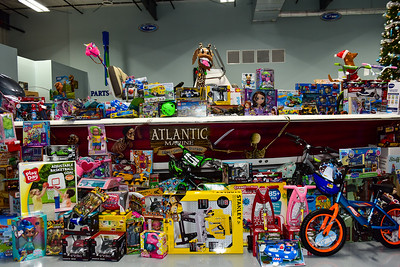 Atlantic Marine Toys For Tots 2018