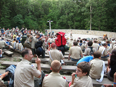 [Troop 1098] OA Camp Out August 2011
