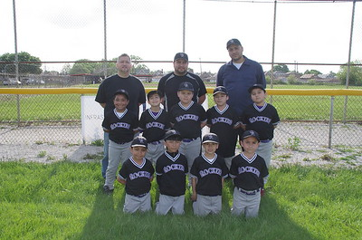 Westlawn Baseball Teams