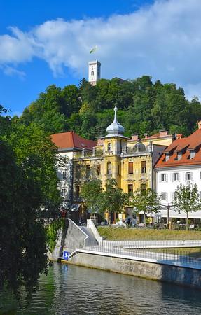 Slovenia, Austria & Italy by Steve G.  6/18
