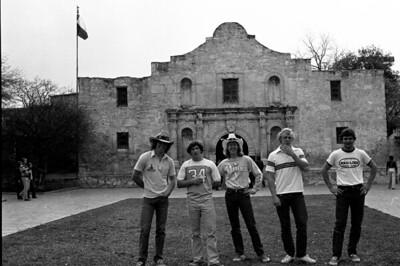 1980 San Antonio PRO race