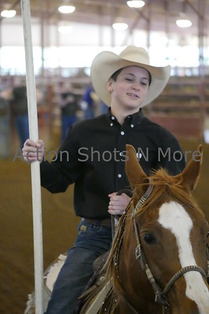 LHSRA  JR. High Rodeo. Ruston, Saturday, 3/23/19