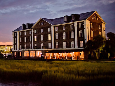 A Spooky Affair at the Historic Rice Mill