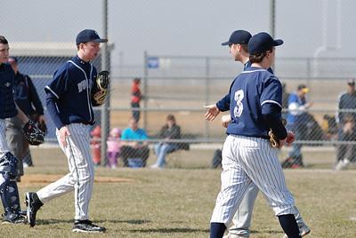 OE freshman baseball