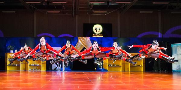 Rock 'n' Roll Ladies Formation