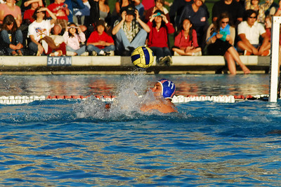 Tony Azevedo Drives from the Wing and Earns a Five Meter - USA vs Croatia 5/31/08. Photos by Allen Lorentzen.