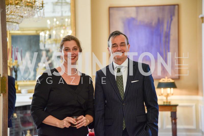 Julia Keller, Ambassador Gérard Araud, Women's Day Reception with Ambassador to France-2682.JPG