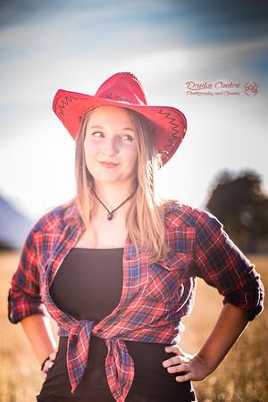 Shooting Sabrina - Country Girl